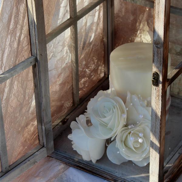 Vintage γάμος σε γήινες αποχρώσεις