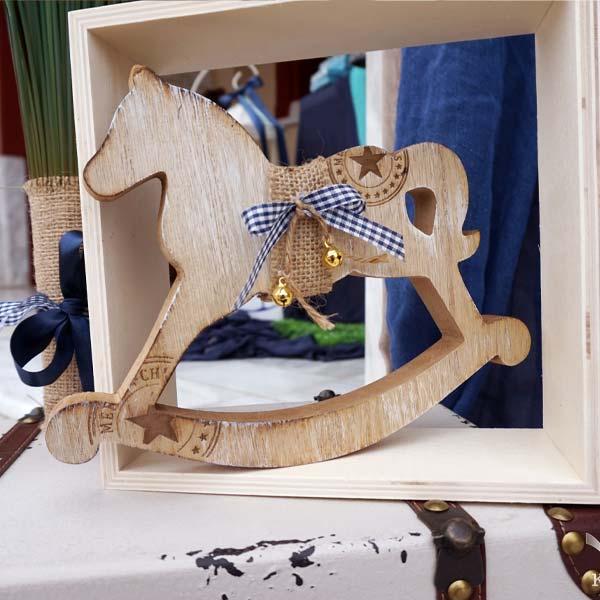 Στολισμός βάπτισης άλογο