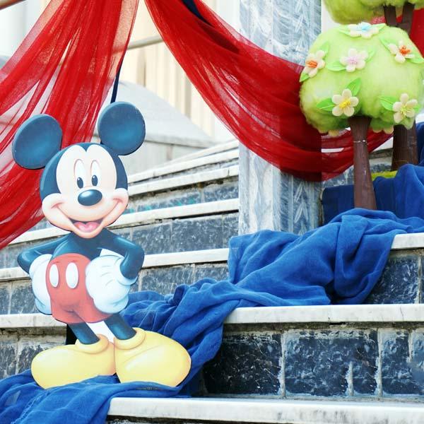 Στολισμός βάπτισης Mickey