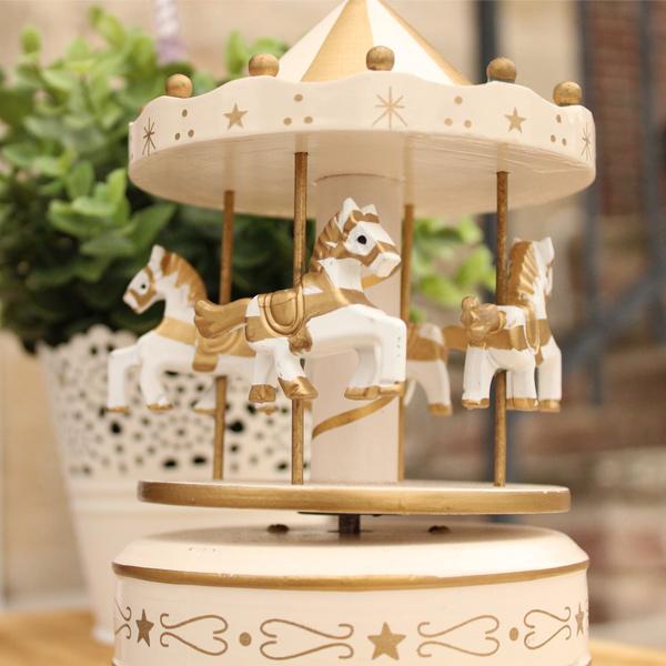 Ένα όμορφο Carousel