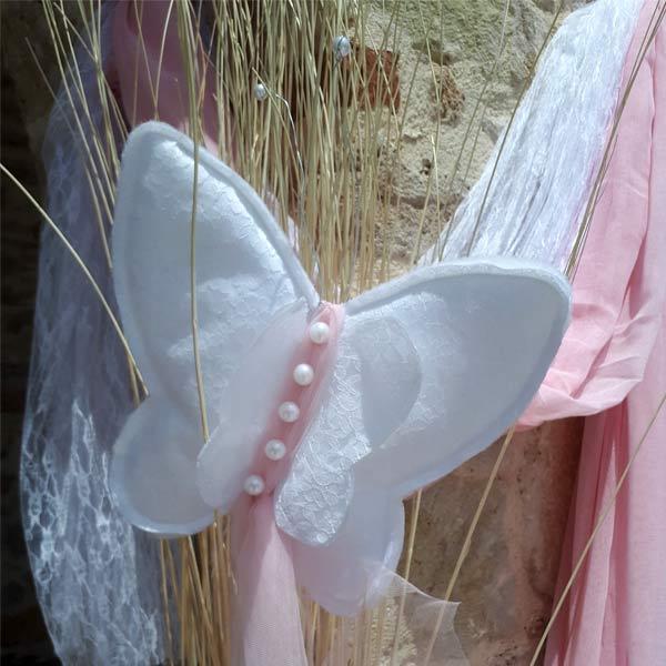 Στολισμός με πεταλούδες