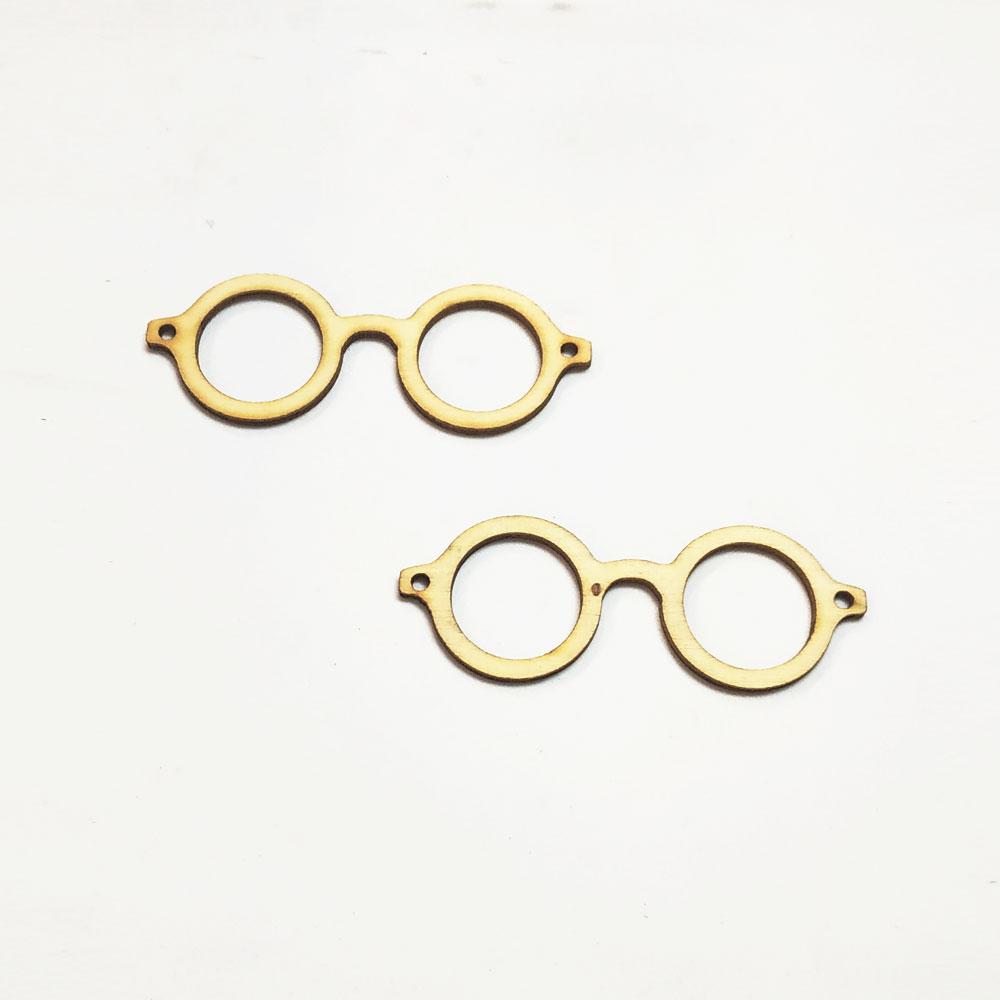 d735cf552f Γυαλιά στρόγγυλα vintage 8x3cm Γυαλιά στρόγγυλα vintage 8x3cm