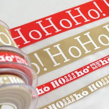 Κορδέλα υφασμάτινη hohoho 1,2cm (18,20M)